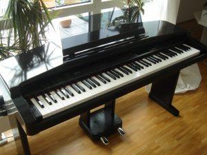 unterschied klavier keyboard